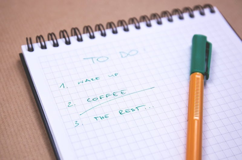 How to write a to-do list #todolist