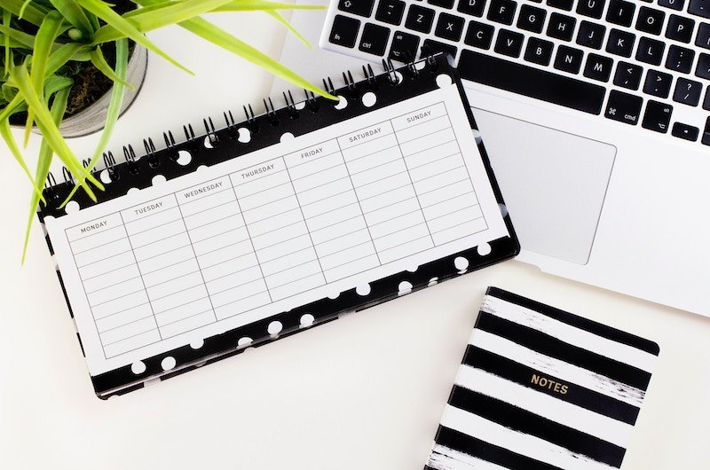 How To Create A Schedule