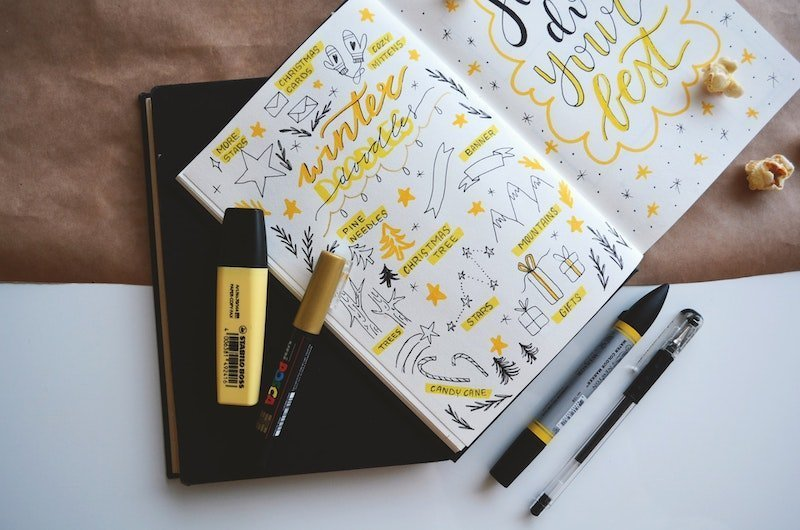 Bullet Journaling and Time Management #bujo #time